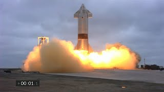 video: SpaceX lands Mars rocket on fifth attempt