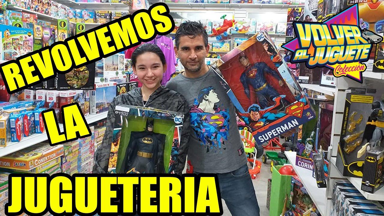 Buscando coleccionables en Jugueteria!!!