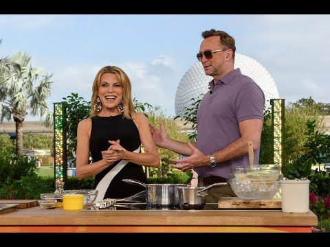 Vanna White Talks 35 Seasons of Wheel of Fortune | The Chew