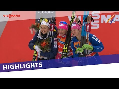 Falla makes it two in a row with Drammen Sprint win | Highlights