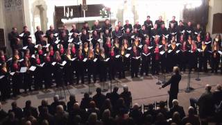 Eric Whitacre conducts THE SEAL LULLABY (Junges Vokalensemble Hannover) thumbnail