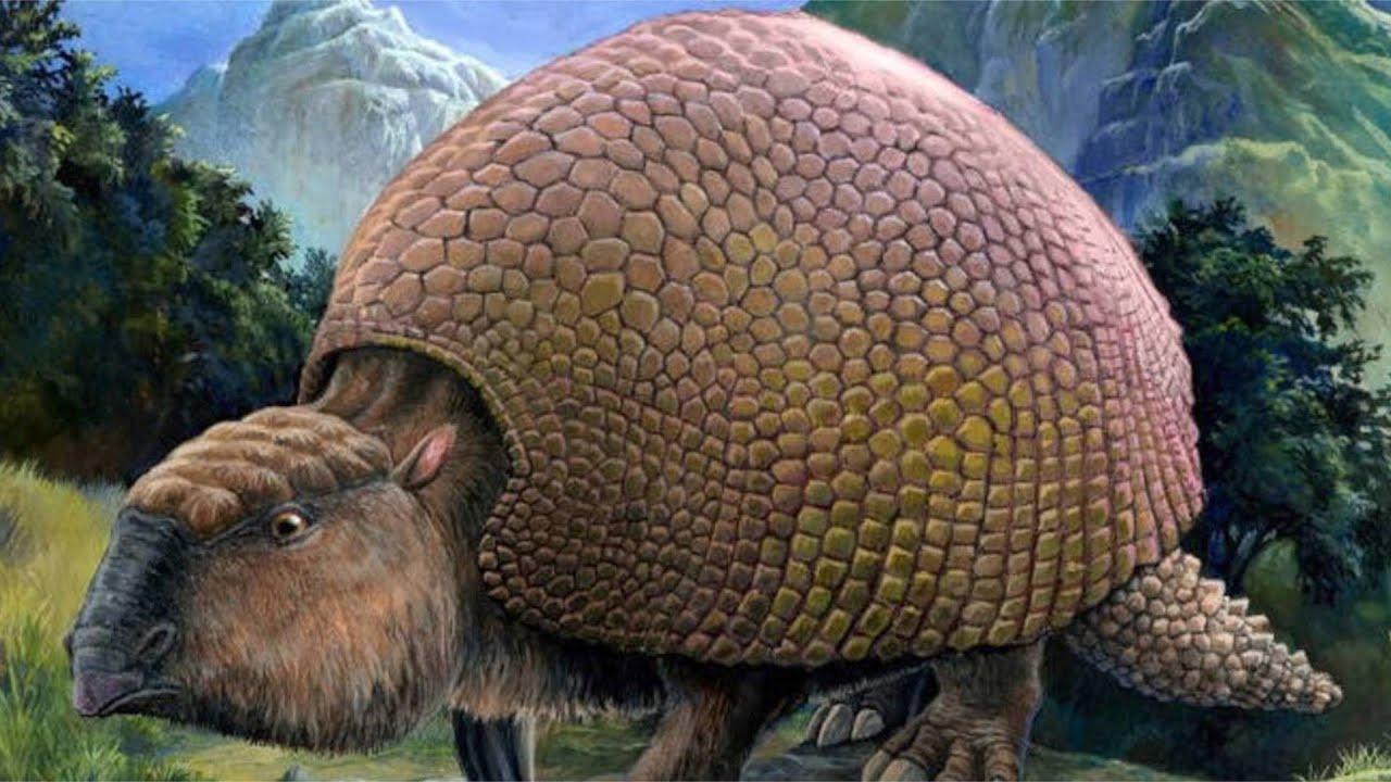 حيوانات منقرضة غريبة شاهدها ديناصورات لم ترها من قبل