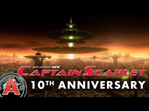 Random Movie Pick - New Captain Scarlet - Official 10th Anniversary Trailer (2015) YouTube Trailer