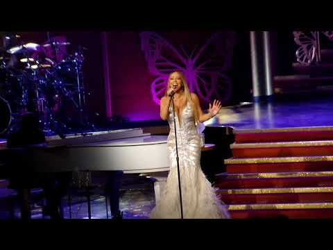 Mariah Carey - Fly Like A Bird - The Butterfly Returns - Live in Las Vegas Sept 10, 2018