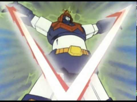 Wallpaper Desktop 3d Animation Voltes V ボルテスv Opening By David Ruoppolo Youtube