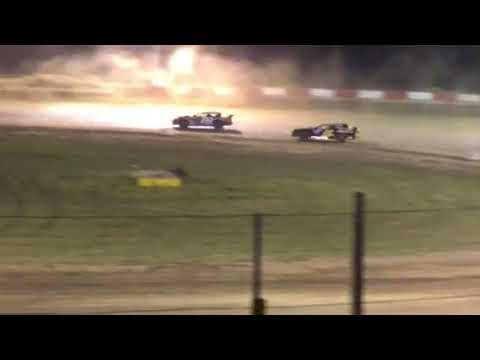 6-30-18  SHADYHILL SPEEDWAY, IN  STOCK $3000 TO WIN FEATURE - PART 2 of 2