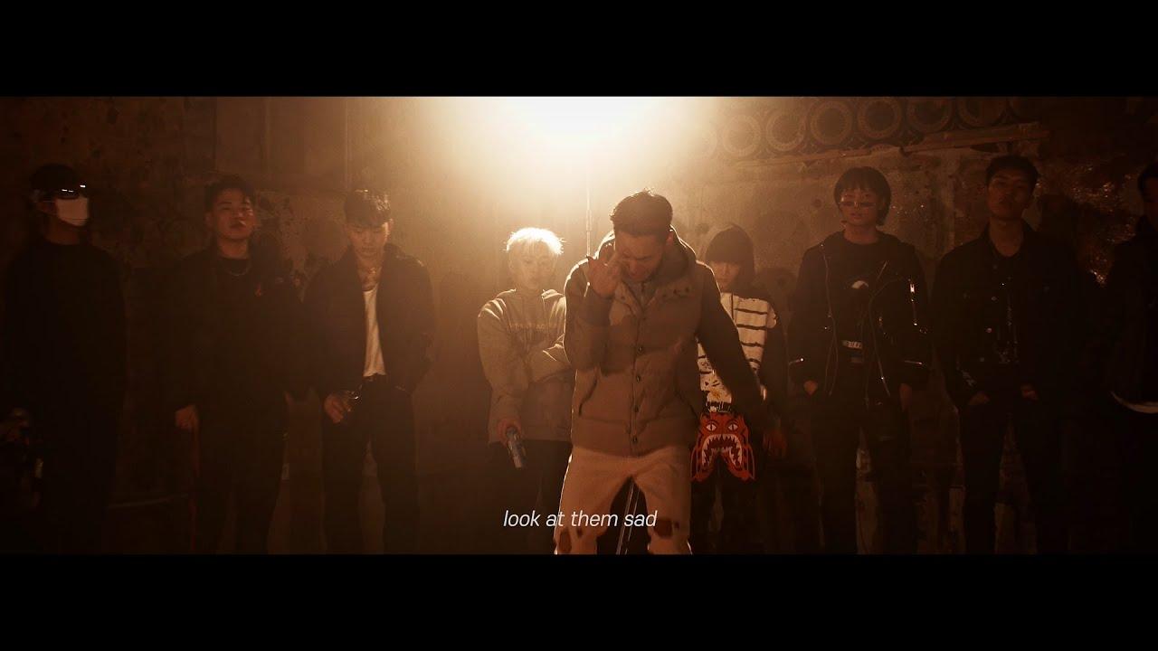 Kim Addict, 이기욱 (XS), 허성현 (Huh!), Turner Lee, Kid Kki - Viral Cypher 1 (Official Video)