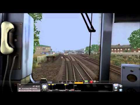 train simulator 2014 riviera run mission 2 preperations |