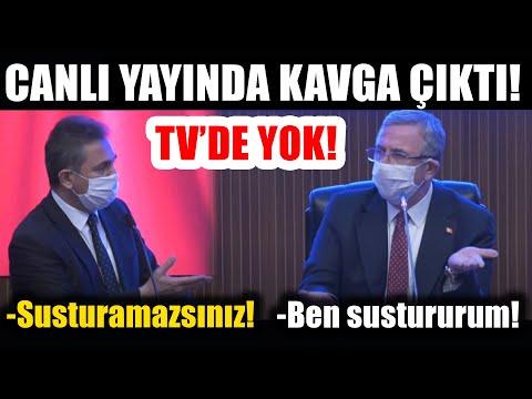 Mansur Yavaş Çok Sinirlendi! Ankara Büyükşehir Belediye Meclisi'nde Tartışma Çıktı!