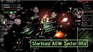 Starblast AOW: Sector Rho