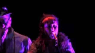 CocoRosie Rainbowarriors  Concert au Casino de Paris 21 05 10