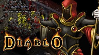 eXtra klasyka: Diablo 1 Immortal HD ( ͡° ͜ʖ ͡°) - Na żywo