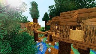 Minecraft Survival with heaveN - НОВОТО СЕЛО - Епизод #3