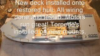 Pt Boat Restoration Pt 2_