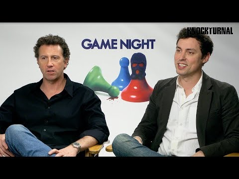 Writer Mark Perez & Directors John Francis & Jonathan Goldstein Talk 'Game Night'