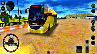 New Bus Setro S 517 HDH   Bus Simulator Ultimate New Update Android Gameplay
