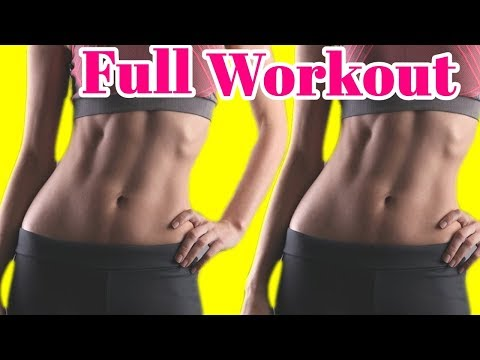 15 MIN FULL BODY WORKOUT FOR BEGINNERS | Lose Weight + Tone Up – HIIT Circuit Home Workout for Women