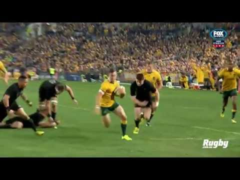 Wallabies: Super sub Nic White off the bench against NZ!