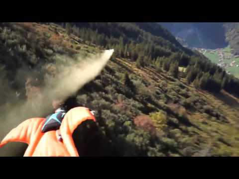 Dream Lines IV  - Wingsuit Full HD