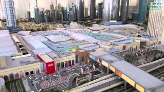 Downtown Dubai Masterplan - Emaar