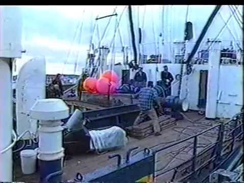 The Last Run:  A Tribute to the MV Bonavista (6/24/1987)