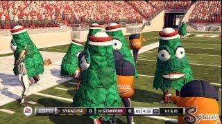 NCAA Football 13: Mascot Mash Up Gameplay: Stanford Tree vs Otto the Orange (NCAA 13)
