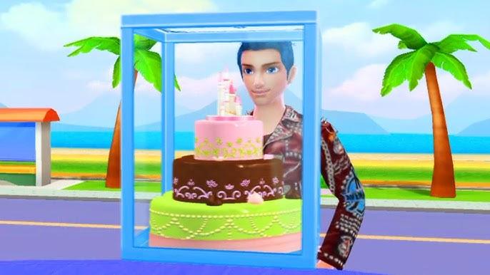 Permainan Anak Barbie Masak Masakan Menyenangkan Membuat Kue Ulang Tahun Sweet Empire Gameplay Youtube