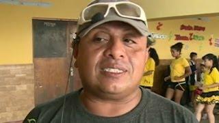 Víctor Mejía: Enseña a bailar a niños y adolescentes de bajos recursos