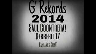 Saúl Contreras g reckords 2015 castaños city