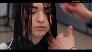 Стрижка Боб с объемом / Урок для парикмахеров.