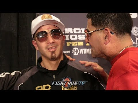 """Angel Garcia gives props & respect to Brandon Rios """"You're haters are your fans"""""""