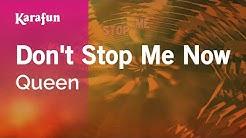 Karaoke Don't Stop Me Now - Queen *