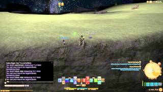 FFXIV: ARR THE GREATEST MOMENT IN FINAL FANTASY FISHING HISTORY