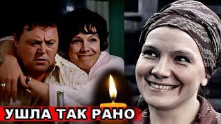 Она не была замужем не родила детей и ушла так рано Печальная судьба Ксении Мининой