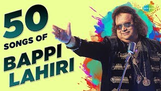 Top 50 Songs of Bappi Lahiri | बप्पी लहिरी के 50 गाने | HD Songs | One Stop Jukebox
