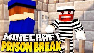 ICH MUSS AUSBRECHEN! - Minecraft Prison