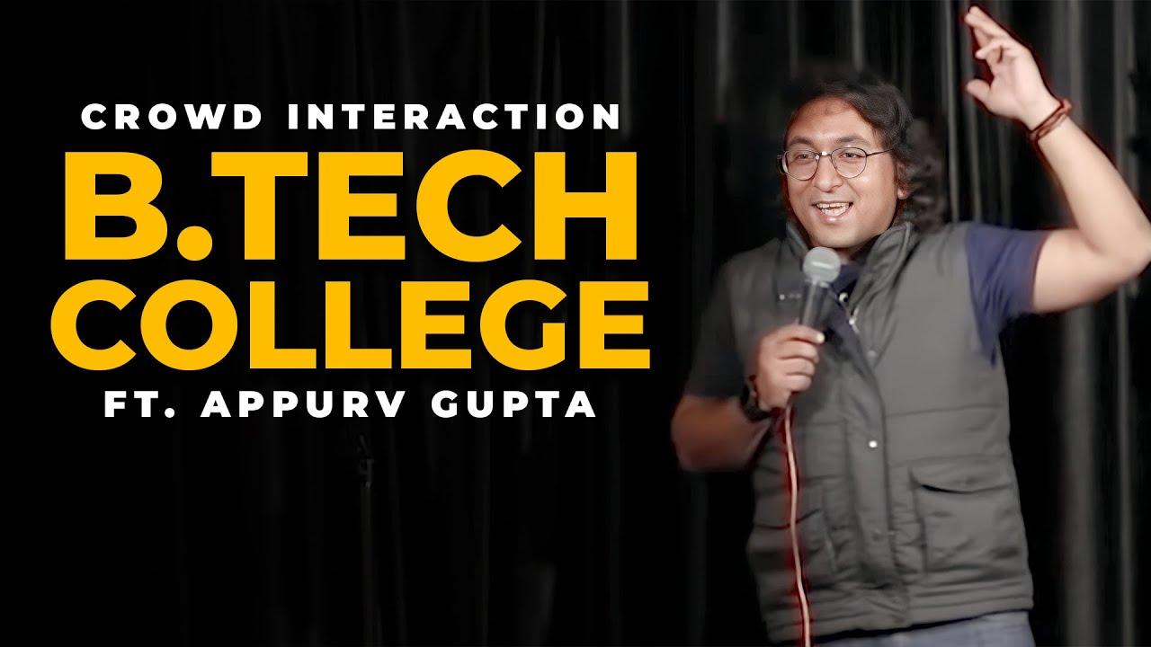 Wild Freedom College and College Owner |Appurv Gupta aka GuptaJi | Stand Up Comedy Crowd Work