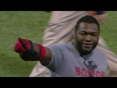 Big Papi walks off Sox with three-run home run