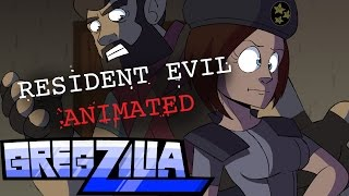 Resident Evil: Animated - Gregzilla