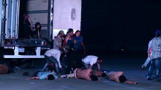 La aterradora escena que encontraron las autoridades dentro de el 'Trailer de la Muerte'