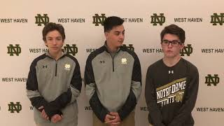 2018 NDWH Athletics Tennis Preview