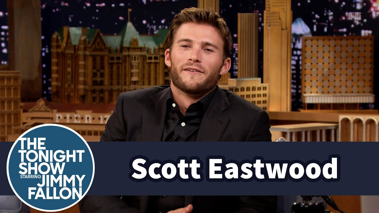 Scott Eastwood Bull Rides in Real Life - YouTube