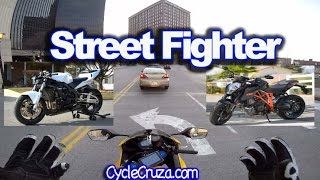 Streetfighter Motorcycles | MotoVlog