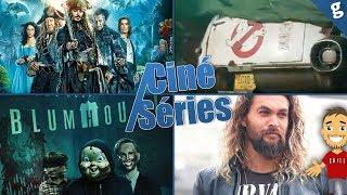 Coup dur Pirates Des Caraïbes 6 / Persos Ghosbusters 3 / Jason Momoa Dune / etc ...