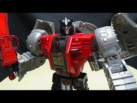 Fans Toys STOMP (Masterpiece Sludge): EmGo's Transformers Reviews N' Stuff