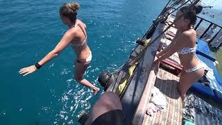 Т.К.#4 Прогулка на яхте.Как турки обманывают туристов.#турция#яхта#обман#анталия