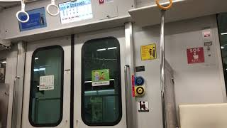 【東芝IGBT】JR九州305系W2編成 走行音・車内 (天神→博多)【福岡市営地下鉄空港線】
