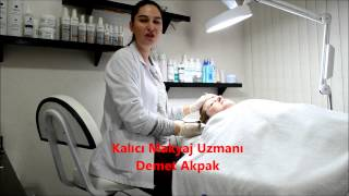 KALICI MAKYAJ- Permanent make up -Long Time Liner