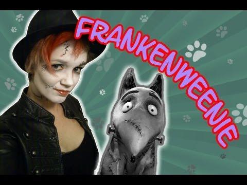 Schminkattacke & Vorpremiere FRANKENWEENIE - Zombie kleinTanne