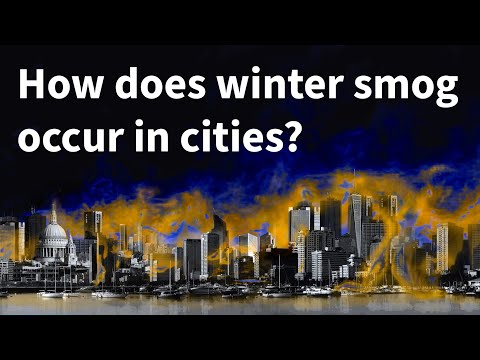CLOUD experiment at CERN reveals a new mechanism behind urban smog